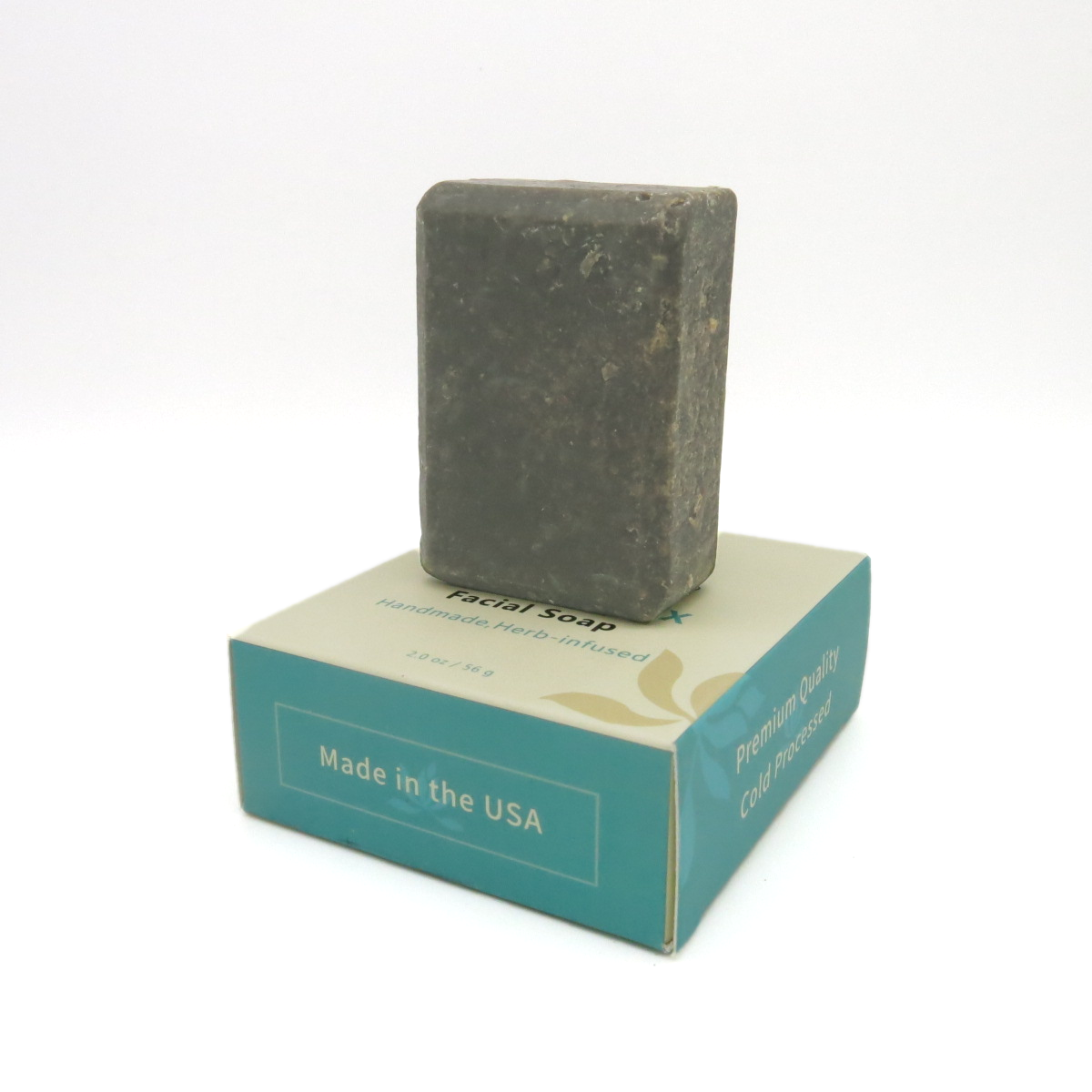 Black Detox  Facial Relief Soap