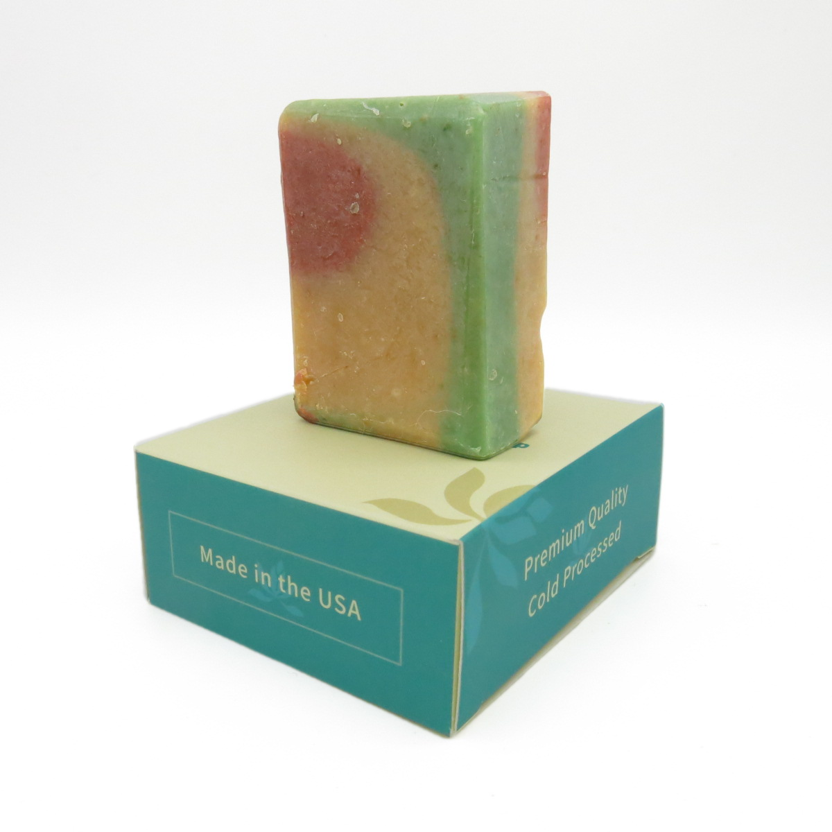 Avocado, Silk Protein and Herbs - Caring Carrot Facial Bar for Normal to Dry Skin