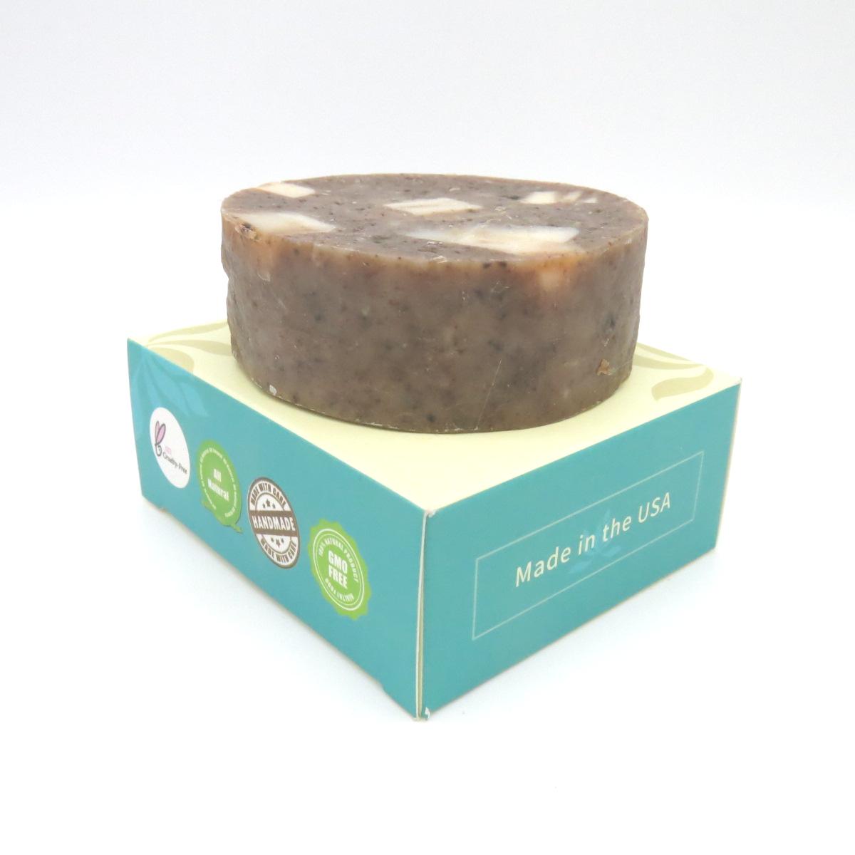Avocado, Silk Protein, Shouwu and Herbs - Macadamia Max Oil Control Shampoo Bar