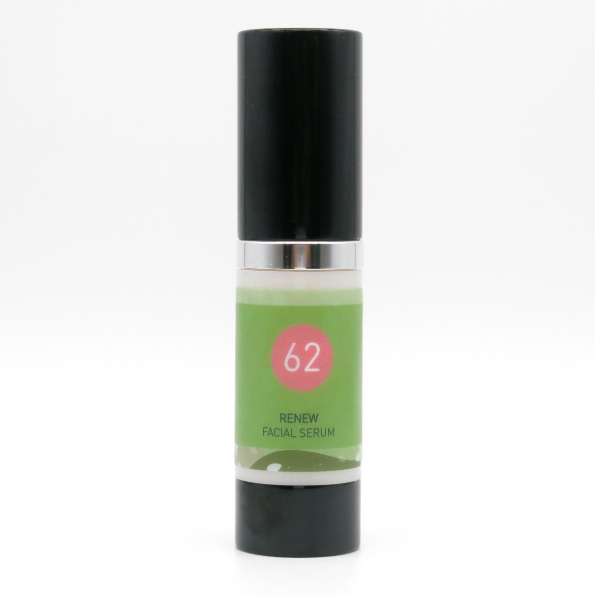 No. 62 Glowing Rose Renew Facial Oil Serum