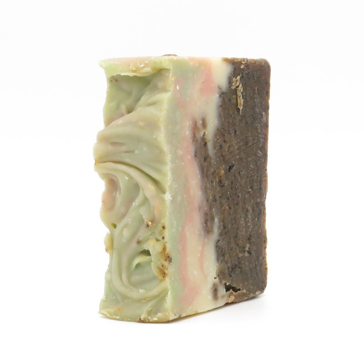 Sweet Peony - Coffee Exfoliating Soap