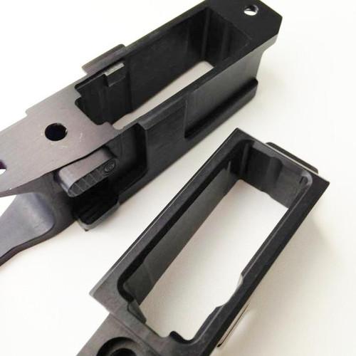 M4 Conversion (AK Grip Style)