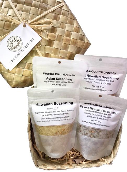Seasoning Gift Set