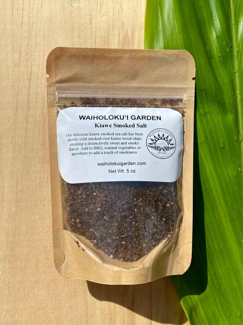 Kiawe Smoked Salt