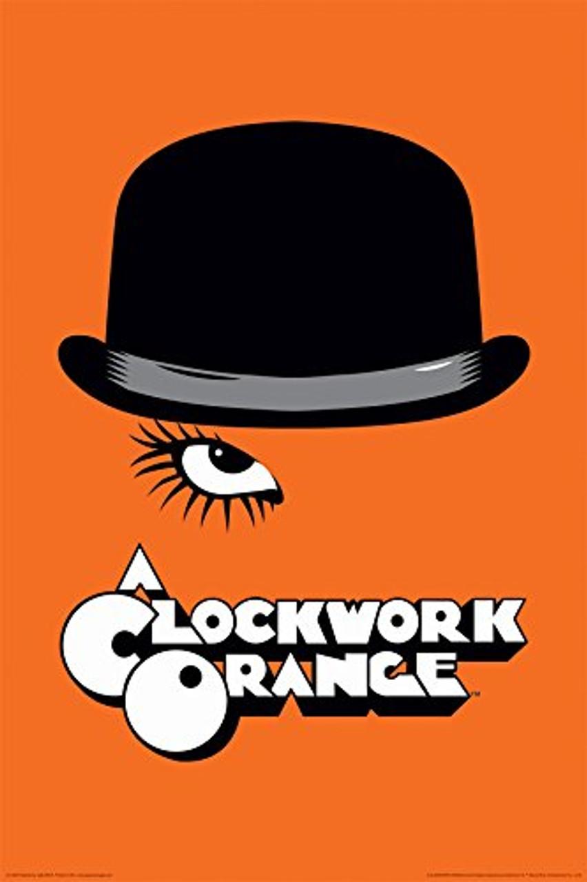 A Clockwork Orange Poster SKU 48368