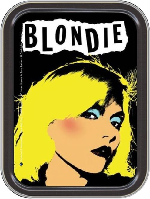 Blondie Crime Stash Tin Storage Container Image
