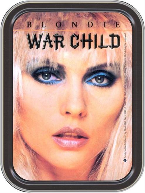 Blondie War Child  Stash Tin Storage Container Image