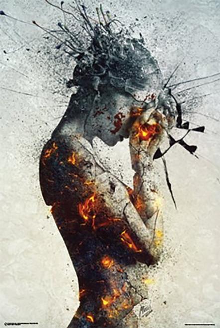 Deliberation by Mario Sanchez Nevado Poster Image
