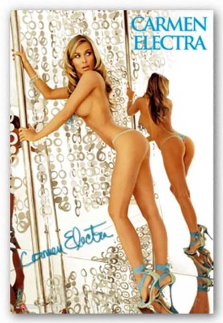 Carmen Electra (Stripper Pole) Poster Image