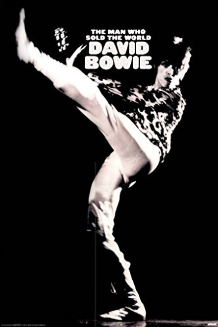 David Bowie The Man Who Sold The World 24x36 Poster
