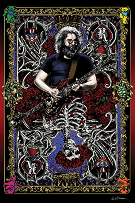 Jerry Card Poster (24x36)