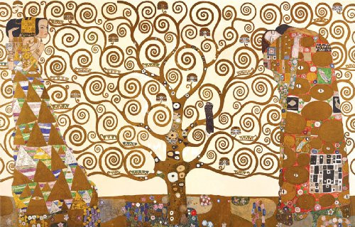 Tree of Life Poster, 24 by 36-Inch