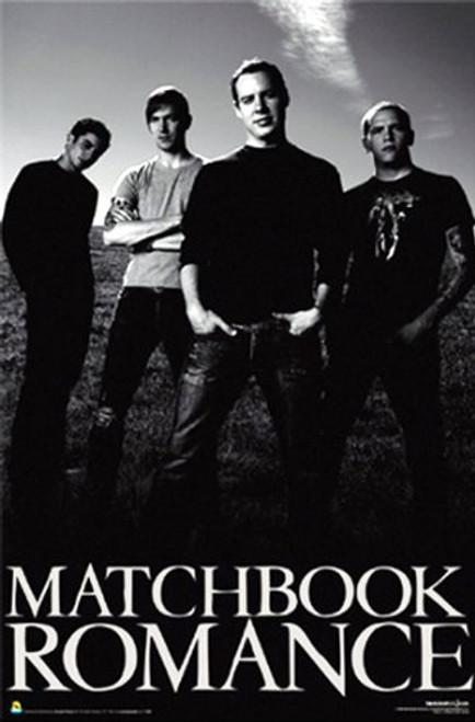 """Matchbook Romance - 22.25"""" x 34.5"""" Poster"""