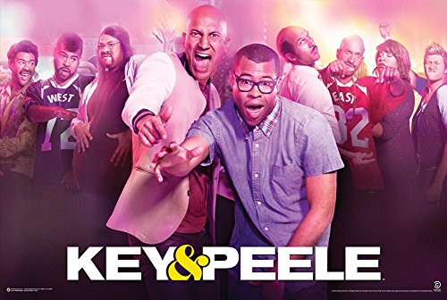 Key And Peele - Club Poster 36 x 24in