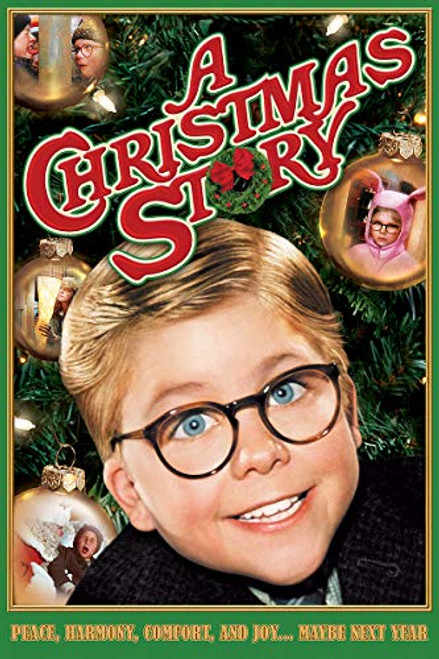 A Christmas Story Ralphie Movie Poster 24x36
