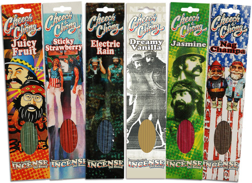 Cheech & Chong Incense 20 Stick Pack Image