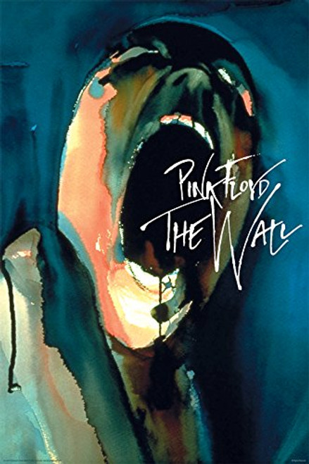 Pink Floyd - The Wall - Scream Music Poster 24x36