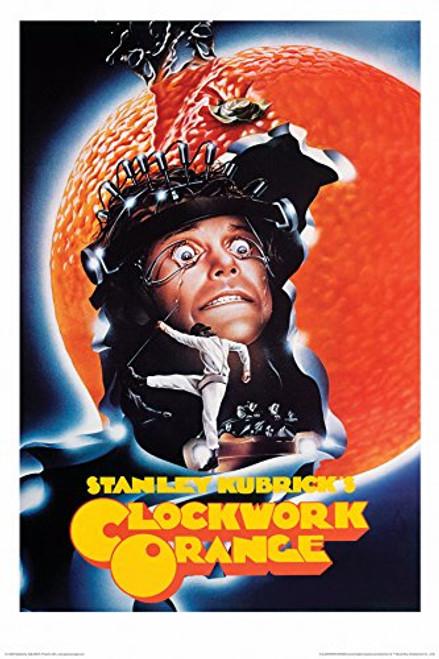 A Clockwork Orange - One Sheet Movie Poster Image