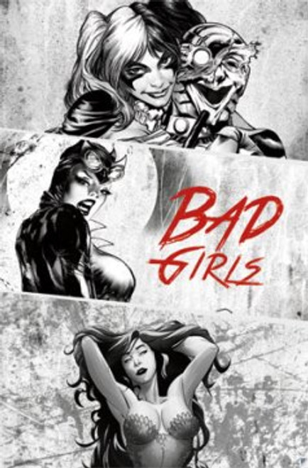 "DC Comics - Bad Girls Poster 22.375"" x 24"" Image"