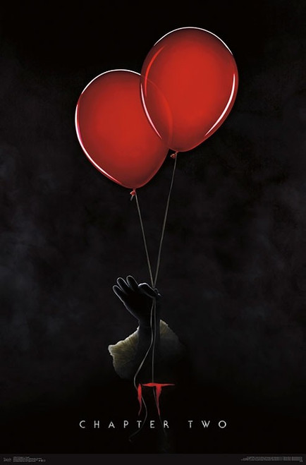 """IT: Chapter 2 - Teaser One Sheet Poster - 22.375""""' x 34""""' Image"""