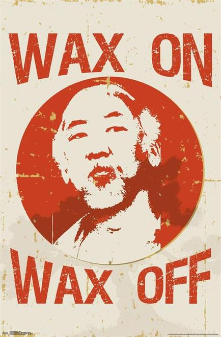 """Karate Kid Poster - 22.375""""' x 34""""' Image"""
