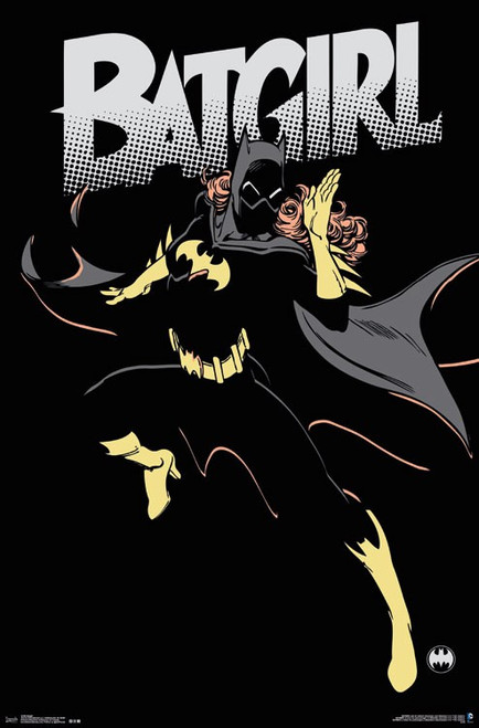 "Batgirl Poster - 22.375""' x 34""' Image"