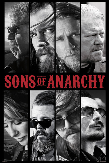 "Sons Of Anarchy - Samcro Poster 24"" x 36"" Image"