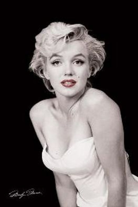 """Marilyn Red Lips Poster 24"""" x 36"""" Image"""