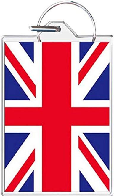 Union Jack Keychain