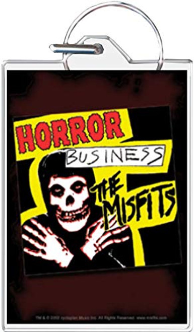Misfits - Horror Business Keychain