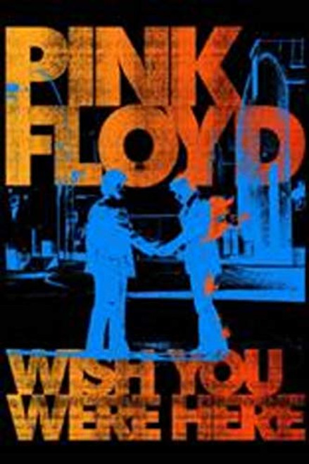 Pink Floyd Wish You Were Here Poster 24x36 inch