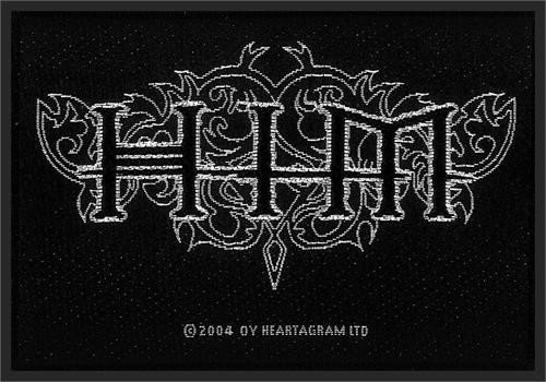 "HIM Logo - Woven Sew On Patch 3.75"" x 2.75"" Image"