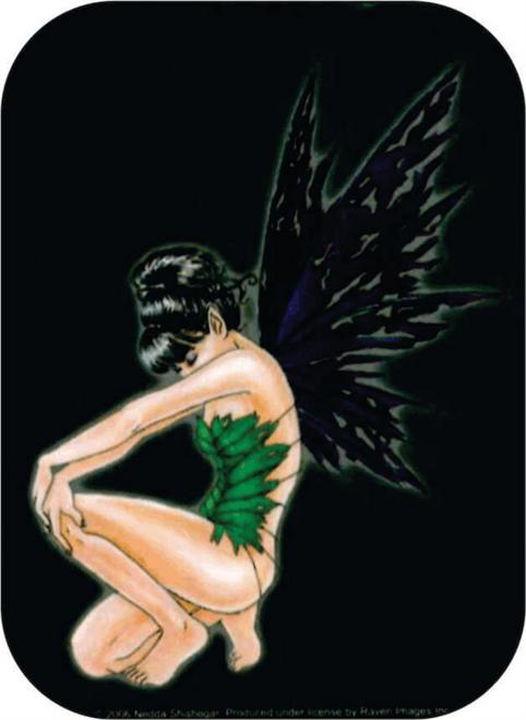 """Nedda Shishegar - Torn - Mini Sticker - 2"""" X 2 3/4"""""""