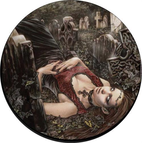 """Victoria Frances - Lecho Demuerte  - Round Sticker - 2 1/2"""" Round"""