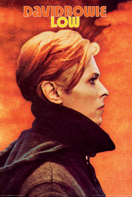 David Bowie - Low Poster 24x36 inches
