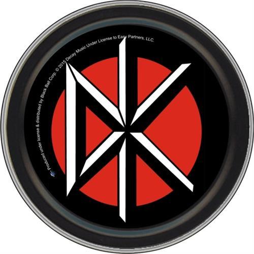 "Stash Tins - Dead Kennedys Logo 3.5"" Round Storage Container"