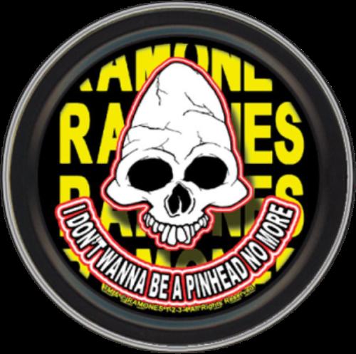 "Stash Tins - Ramones Pinhead 3.5"" Round Storage Container"