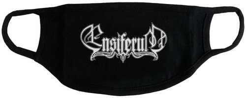 Ensiferum Logo Face Cover