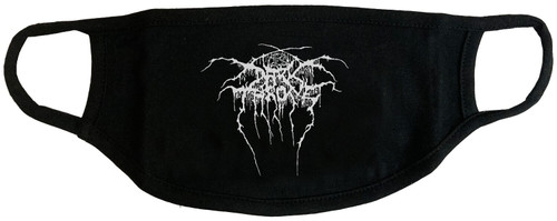 Darkthrone Logo Face Cover