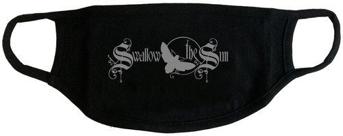 Swallow The Sun Logo Face Cover