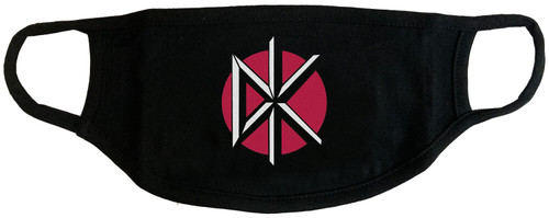 Dead Kennedys Logo Face Cover