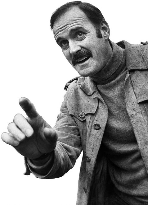 John Cleese Newcastle 1977 Poster 23.5x33 inch