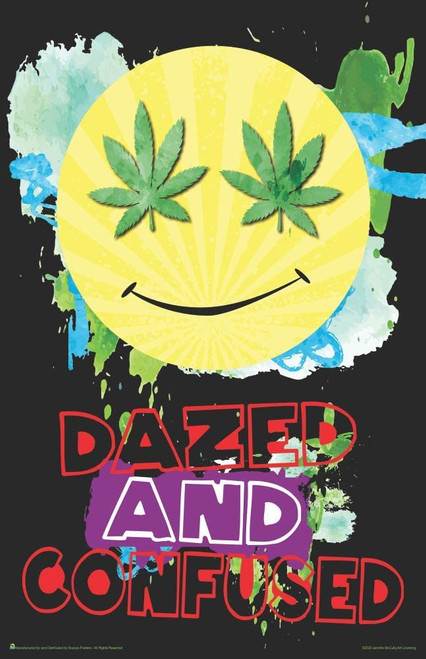 """Dazed and Confused Mini Poster - 11"""" x 17"""""""