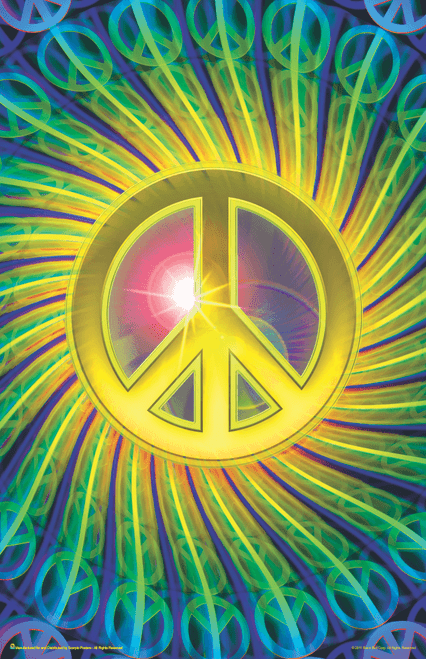 """Mo' Peace Mini Poster- 11"""" x 17"""""""