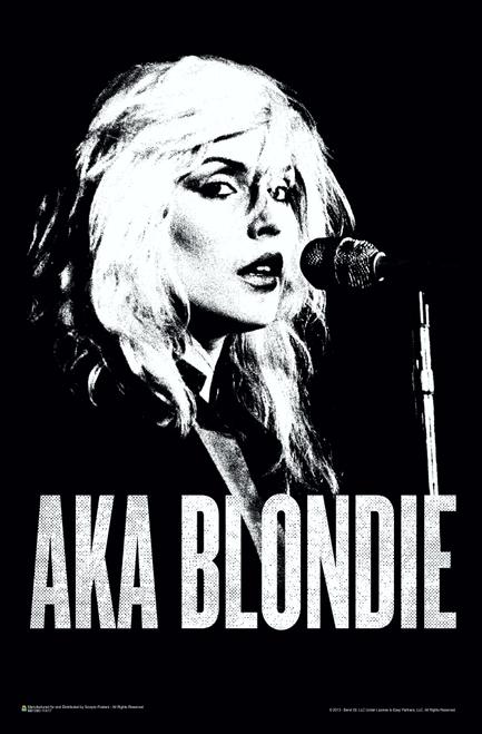 "AKA Blondie Mini Poster 11"" x 17"""