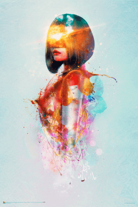 "Deja vu by Mario Sanchez Nevado Poster 24"" x 36"""