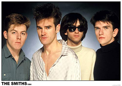 """The Smiths 1984 Morrissey Photo Music Art Print Poster 33"""" x 23.5"""""""