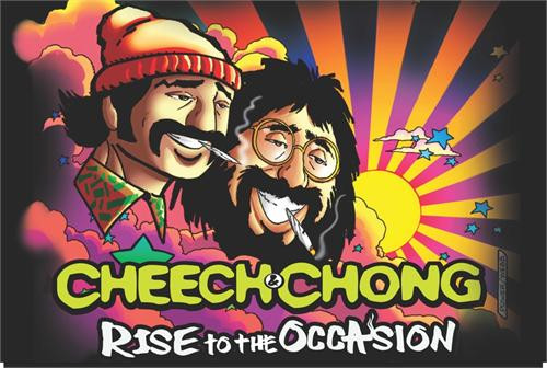 Cheech & Chong - Rise To The Occasion Poster 24in x 36in Image