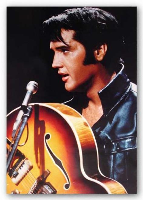 """Elvis Presley - The King of Rock 'n' Roll 24""""x36"""" Art Print Poster"""
