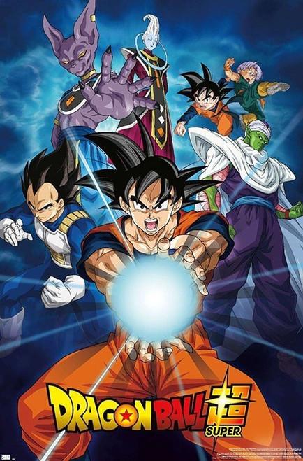"Dragon Ball Super - Groups Poster - 22.375"" x 34"""